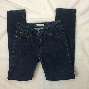 Levi's Midrise Skinny Size 4